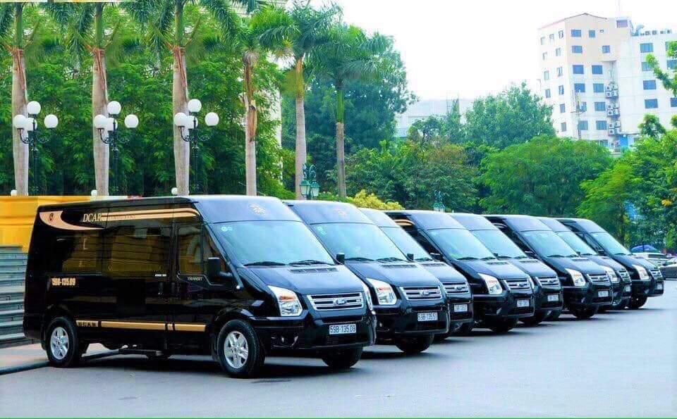 Thuê Xe Limousine 9 chỗ tại Đà Nẵng